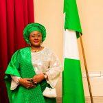 Aisha Buhari sends a goodwill message to Nigerian women on International Women's Day.